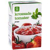 Krossade Tomater Örter 390g Garant