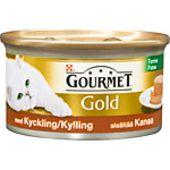 Kyckling pate 85g Gourmet Gold