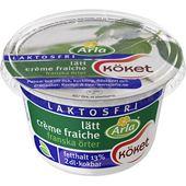 Lätt Crème Fraiche Franska Örter laktosfri 2dl Arla