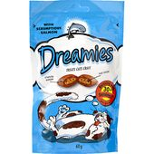 Lax Kattgodis 60g Dreamies