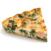 Lax & Spenatpaj ca 280g Quiche Pie