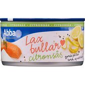 Laxbullar i Citronsås 375g Abba
