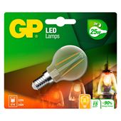 Led Filament Mini Globe 2W (25W) 250LM E14 GPBM