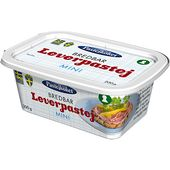 Leverpastej Bredbar Light mini 200g Pastejköket