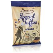 Special Toffee Liquorice 300g Thorntons