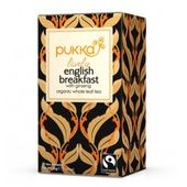 Te Lively English Breakfast EKO 20-p Pukka Herbs