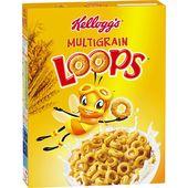 Loops Multi Grain 375g Kellogg's