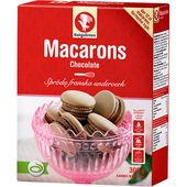 Macarons Chocolate Mix 300g Kungsörnen