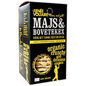 Majs & Bovetekex Eko 150g Renee Voltaire