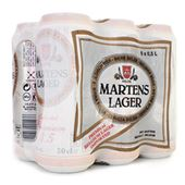 Martens Lager 3,5% 6x50cl