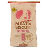Meat & Biscuit Junior 10kg Magnusson