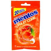Mentos Fruit Core Apple&Mango 40g