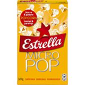 Micropop Smör 270g Estrella