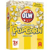 Micropopcorn Smör 3x100g Olw