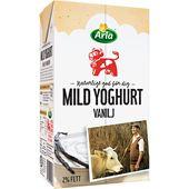 Mild Yoghurt Vanilj 2% 1l Arla