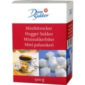 Minibitsocker 500g Dansukker