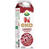 Mjölk Gammaldags Ekologisk 3,8-4,5% 1l Arla