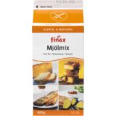 Mjölmix Gluten- och mjölkfri 900g Finax