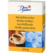 Mockabitsocker 500g Dansukker