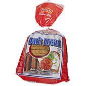Mörkt Bröd Glutenfritt Skivat 600g Moilas