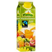 Multivitaminjuice Fairtrade 1l Pfanner