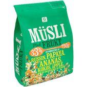Musli Frukt 33% 750g Garant