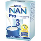 Nan 3 Pro 12Mån 700g Nestlé