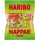 Nappar Sour 180g Haribo