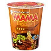 Nudlar Beef  70g Mama Cup
