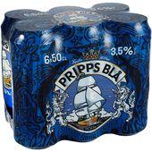 Pripps Blå 3,5% 6x50cl