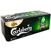 Carlsberg 3,5% 10x33cl