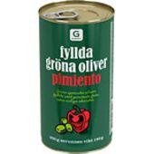 Oliver Pimento 350g Garant