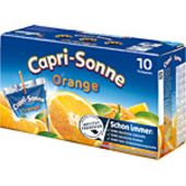 Orange fruktdryck 10x200ml Capri-Sonne