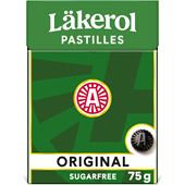 Orginal Big Pack 75g Läkerol