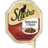 Oxbitar i Sås 85g Sheba