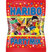 Party mix påse 250g Haribo