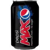 Pepsi Max 33cl  Pepsi