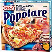 Pizza Salami 300 g Vici