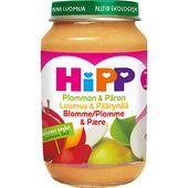 Plommon och Päron 6M Ekologisk 190g Hipp