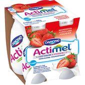Prob Dr yoghurt Jordgubb 2% 4x100g Actimel