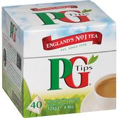 Pyramid Te 40p Pg Tips