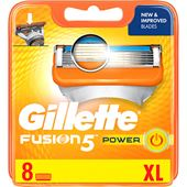 Rakblad Fusion 5 Power 8-p Gillette