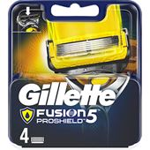 Rakblad Fusion Proshield Manual Yellow 4-p Gillette