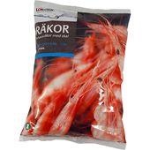 Räkor M Skal 70-90 1kg Lobster