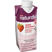 Ready To Drink Jordgubb 330ml Naturdiet