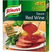 Red Wine Sauce 3-p Knorr