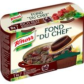 Rich Beef Fond 8-p 224g Knorr