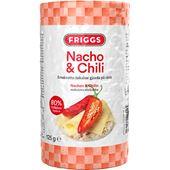 Riskakor Nacho/Chilli 125g Friggs