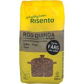 Röd Quinoa Ekologisk 500g Risenta