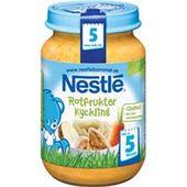 Rotfrukter/Kyckling Osaltad 5-6M 195g Nestle